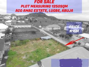 Residential Land Land for sale AMAC estate Lugbe Lugbe Abuja