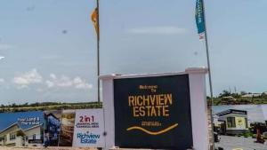 Residential Land Land for sale Addyholly Rich View Estate Freetrade Zone Ibejulekki Free Trade Zone Ibeju-Lekki Lagos