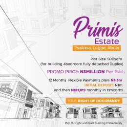 Residential Land Land for sale Pyakasa, Lugbe, Abuja Lugbe Abuja