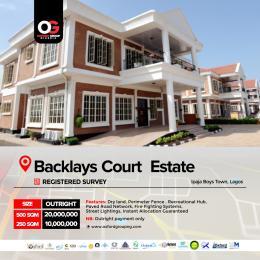 Residential Land Land for sale Ishefun, Ayobo, Ipaja Alimosho Lagos