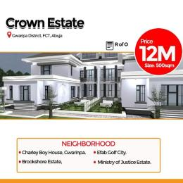 Residential Land Land for sale Shares neighborhood with Charley boy house Gwarinpa Abuja