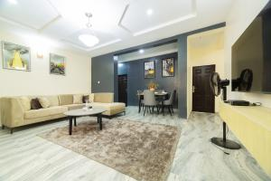 3 bedroom Flat / Apartment for shortlet Aco Estate - Life-Camp Life Camp Abuja