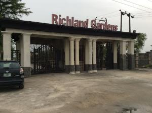 Residential Land Land for sale Richland Gardens  Off Lekki-Epe Expressway Ajah Lagos