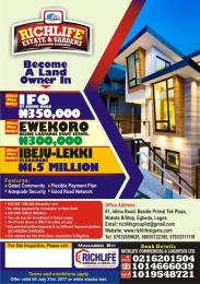 Mixed   Use Land Land for sale 61 Idimu Road, Primatex Bus Stop, Egbeda Idimu Egbe/Idimu Lagos