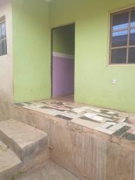 2 bedroom Flat / Apartment for rent Iyana Ajia, Egbeda, Area 3 Plot To The Road Egbeda Oyo