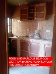 1 bedroom mini flat  Mini flat Flat / Apartment for rent MACAULAY BUSTOP  Igbogbo Ikorodu Lagos