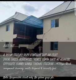 1 bedroom mini flat  Self Contain Flat / Apartment for rent Alowonle,adigbe Adigbe Abeokuta Ogun