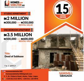 1 bedroom Self Contain for sale   Ifako-gbagada Gbagada Lagos