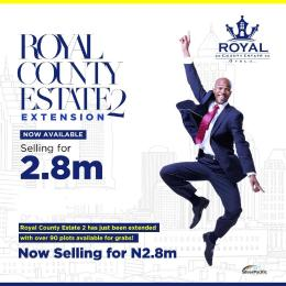 Residential Land Land for sale Located In Between The Multi Billion Dollars Dangote Refinery And The La Campagne Tropicana Resort. Free Trade Zone Ibeju-Lekki Lagos