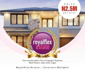 Land for sale Folu ise Free Trade Zone Ibeju-Lekki Lagos