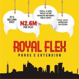 Land for sale - Akodo Ise Ibeju-Lekki Lagos