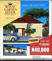 5 bedroom Land for sale Zuba Garki 2 Abuja