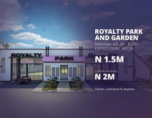 Residential Land Land for sale  along Abuja-Keffi road, before Goshen city. Mararaba Abuja