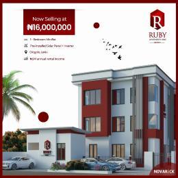 1 bedroom mini flat  Mini flat Flat / Apartment for sale Ologolo Epe Road Epe Lagos