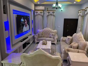 4 bedroom Detached Duplex House for shortlet 14b Taiwo Ononuga Street Oral Estate Lekki Lagos Oral Estate Lekki Lagos