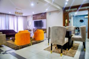 3 bedroom Blocks of Flats House for shortlet T.y Danjuma Street Dideolu Estate Victoria Island Lagos Ligali Ayorinde Victoria Island Lagos