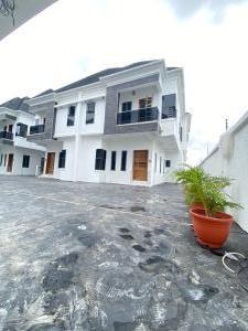 4 bedroom Semi Detached Duplex House for sale Chevron Tollgate Lekki chevron Lekki Lagos