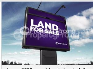 Residential Land Land for sale ... Berger Ojodu Lagos