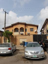 House for sale In an Estate, off college rd Ogba Lagos