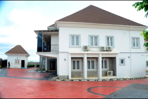 Detached Duplex House for sale Guzape district. ABUJA Guzape Abuja