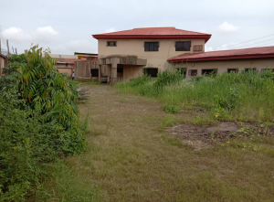 Detached Duplex House for sale  NNPC Ejigbo Ejigbo Lagos