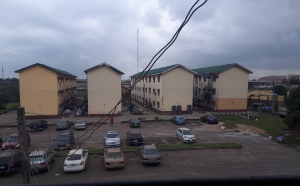 Blocks of Flats House for sale MILLENNIUM ESTATE,. Agege, Lagos state Agege Lagos