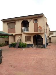 Detached Duplex House for sale Off Baruwa road, ipaja Lagos. Baruwa Ipaja Lagos