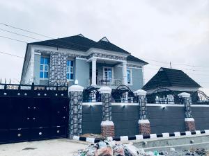 Detached Duplex House for sale Aderounmu Street, Alagbado, very close to AIT. Alagbado Abule Egba Lagos