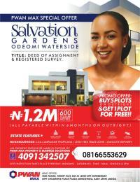 Serviced Residential Land for sale Ibeju-Lekki Lagos