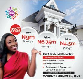 Residential Land Land for sale Eluju, Sandy Spring Estate  Eluju Ibeju-Lekki Lagos
