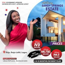 Residential Land Land for sale Lekki Epe Expressway Eluju Ibeju-Lekki Lagos