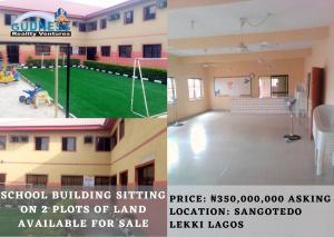 10 bedroom School Commercial Property for sale Sangotedo Ajah Lagos