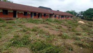 School Commercial Property for sale idwonwina off upper mission extension Central Edo