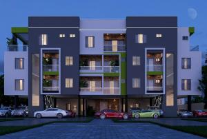 Penthouse Flat / Apartment for sale Lekki Pearl Garden Abijo, behind Oando Fuel Station off Lekki Epe Expressway Ibeju-Lekki Lagos