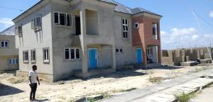 3 bedroom Semi Detached Duplex House for sale  five minutes drive from the Novare Lekki Mall Sangotedo Ajah Lagos
