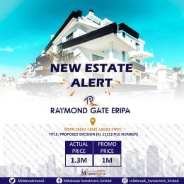 Commercial Land Land for sale Eripa Ibeju Lekki Ibeju-Lekki Lagos