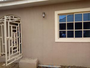 1 bedroom mini flat  Mini flat Flat / Apartment for rent Around kabayi before dunamis Nyanya Abuja