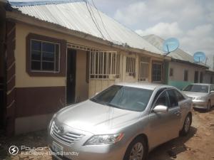 1 bedroom mini flat  Terraced Bungalow House for rent 26 Wash Me Jahi Abuja