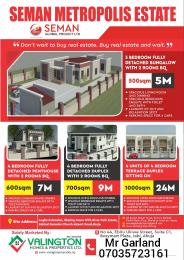 3 bedroom Residential Land Land for sale Behind Dunamis Headquarters, Lugbe Abuja