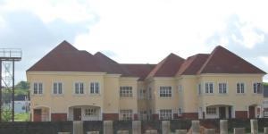 4 bedroom Semi Detached Duplex House for sale Guzape-Abuja. Guzape Abuja