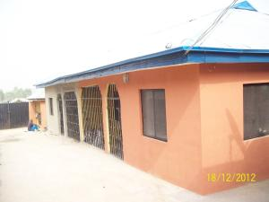 2 bedroom Semi Detached Bungalow House for sale House Of Assembly Quarters By-Pass Minna Niger State Bosso Niger