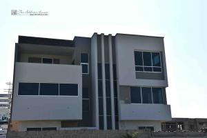 5 bedroom Semi Detached Duplex House for sale ( Behind World Oil Station), located between 4th & 5th round-about on the Lekki Express Road. Ikate Lekki Lagos