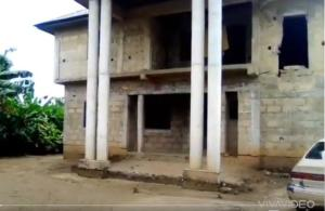 Detached Duplex House for sale UDO UDOMA AVENUE Uyo Akwa Ibom