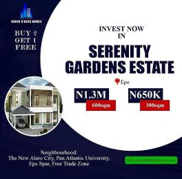 Residential Land Land for sale Epe Town. Lagos Epe Road Epe Lagos