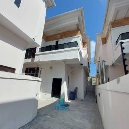 4 bedroom Detached Duplex House for sale By Chevron Toll Gate Oral Estate Lekki Lagos
