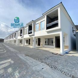 4 bedroom Terraced Duplex House for sale By 2nd Toll Gate  chevron Lekki Lagos
