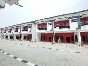 4 bedroom Terraced Duplex House for sale Orchid Hotel Road chevron Lekki Lagos