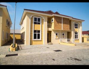 4 bedroom Semi Detached Duplex House for sale Alperton Estate after Pinnock Beach Estate, Lekki Osapa london Lekki Lagos