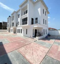 4 bedroom Terraced Duplex for rent I Osapa london Lekki Lagos