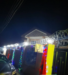 5 bedroom Detached Duplex House for shortlet 7 Emmanuel Aghomi Street, Off Country Home Junction Oredo Edo